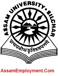 Assam University Silchar, Assam Govt Job Recruitment 2021-Vacancy [01]